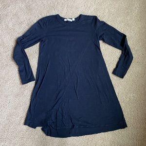 Wilt long sleeve t shirt dress XS
